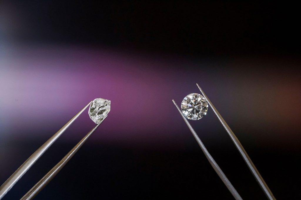 diamante investimento